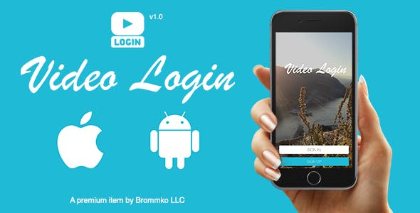 Video Login - App for iOS and Android