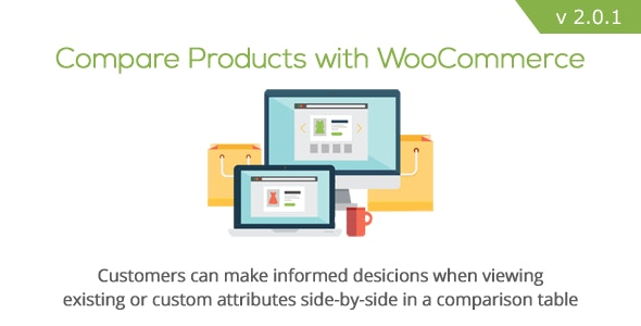 Compare Products with WooCommerce - CodeCanyon Item for Sale