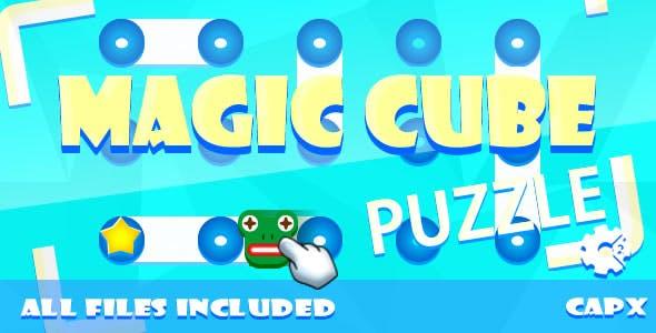 Magic Cube - Puzzle (CAPX & HTML) Game