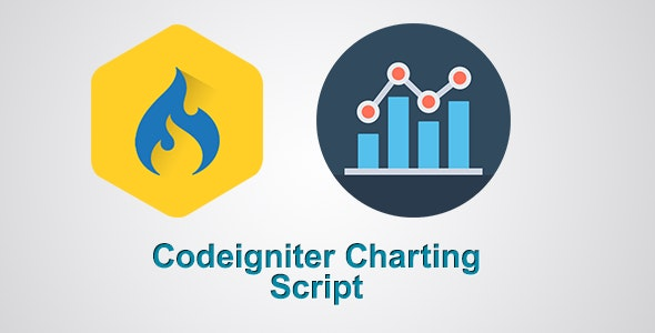 Codeigniter Chart Script / Plugin - CodeCanyon Item for Sale