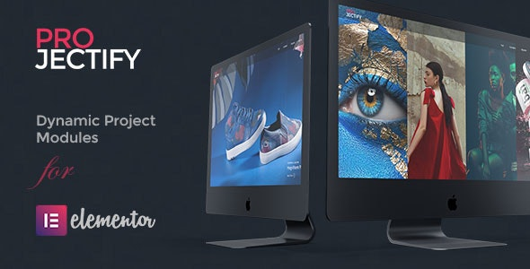 Projectify | Project Addon for Elementor Page Builder - CodeCanyon Item for Sale