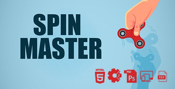 Spin Master HTML5 Game