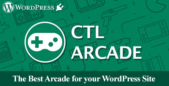 CTL Arcade - Wordpress Plugin
