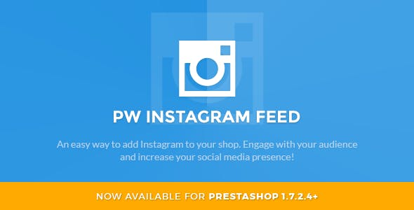 Responsive Instagram Feed Carousel for PrestaShop