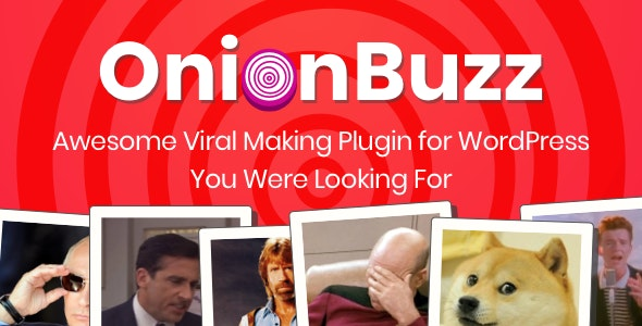 Viral Quiz Maker — OnionBuzz for WordPress - CodeCanyon Item for Sale