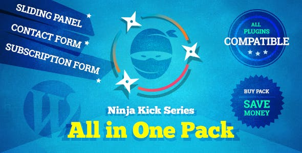 Ninja Kick Series: All in One Pack