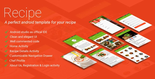 Recipe - CodeCanyon Item for Sale