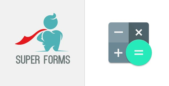 Super Forms - Calculator Add-on
