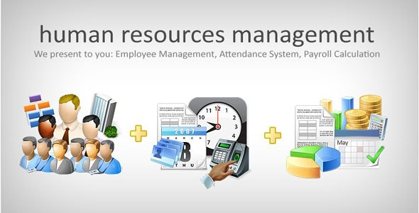 HRM (Human Resource Management) System - CodeCanyon Item for Sale