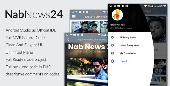 Nab News 24
