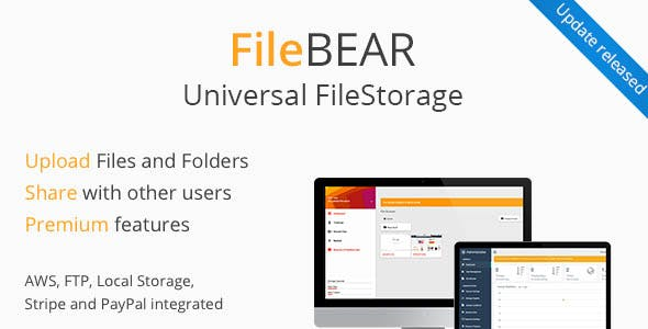 FileBear- Premium File Sharing