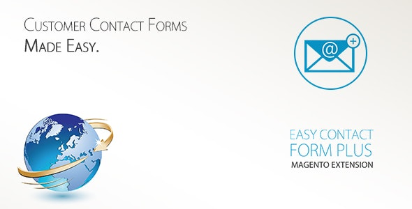 Easy Contact Form Plus - CodeCanyon Item for Sale