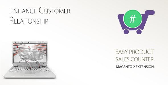 Easy Product Sales Counter Magento-2