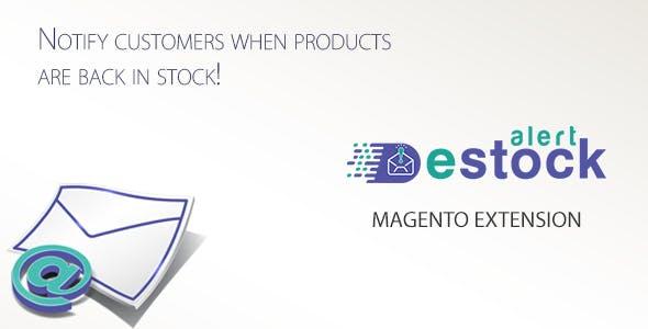 eStore Stock Alert