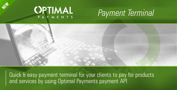 OptimalPayments.com Payment Terminal
