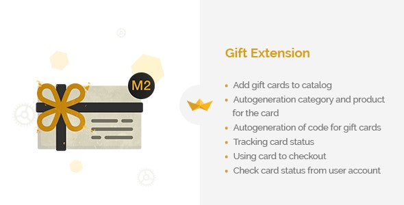 Gift Card for Magento 2 - CodeCanyon Item for Sale