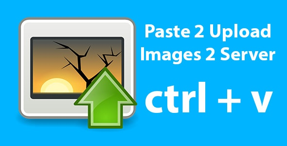 Paste 2 Upload Images On Server - CodeCanyon Item for Sale