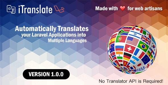 iTranslate - A Powerful Tool that Automates Translation of Your