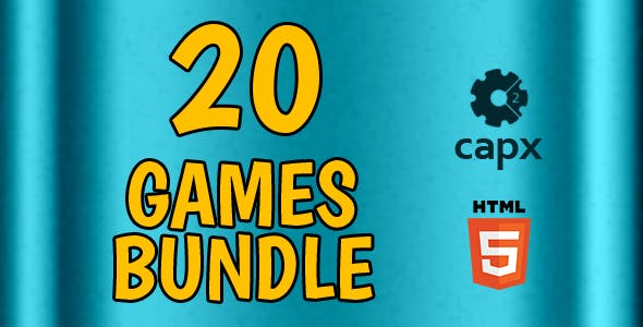 20 Games Bundle
