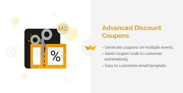 Advanced Discount Coupons for Magento 2