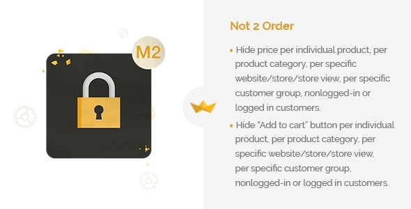 Not2Order for Magento 2 - CodeCanyon Item for Sale