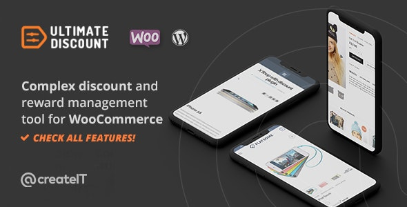 WooCommerce Ultimate Discount Plugin - CodeCanyon Item for Sale