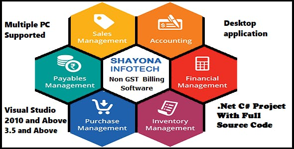 NON GST Billing Software