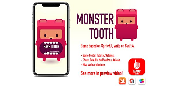 Monster Tooth