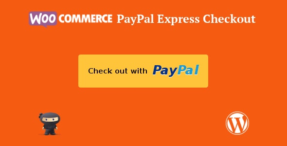 WooCommerce PayPal Express Checkout and PayPal Credit - CodeCanyon Item for Sale