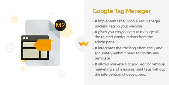 Google Tag Manager for Magento 2