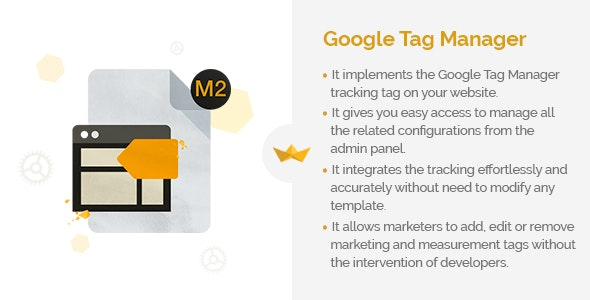 Google Tag Manager for Magento 2 - CodeCanyon Item for Sale