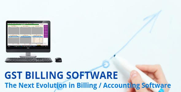 BillMan GST Enabled Accounting Software