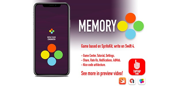 Memory - CodeCanyon Item for Sale