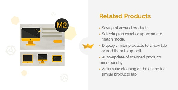Related Products for Magento 2 - CodeCanyon Item for Sale