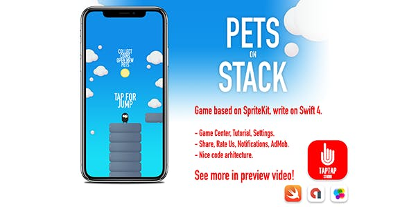 Pets on Stack