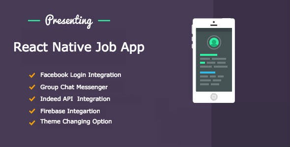 React Native Job App