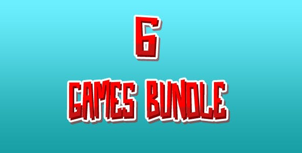6 Game Bundle