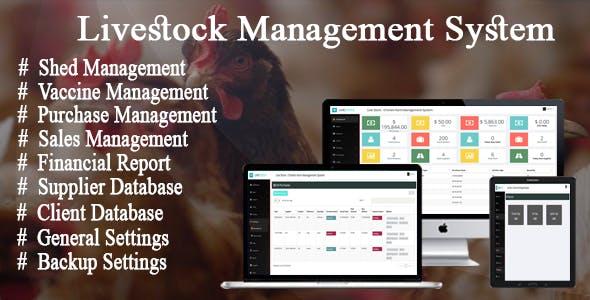 Livestock  Management System