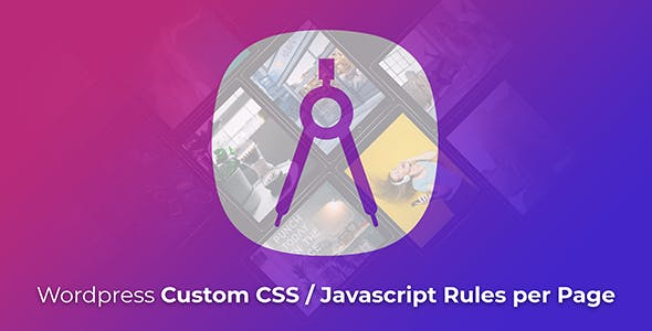 Wordpress Custom CSS / Javascript Rules per Page
