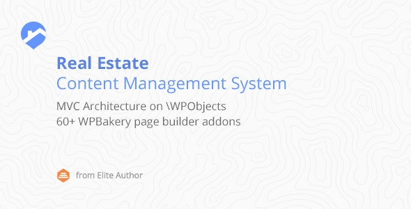 Area WordPress plugin - Real Estate CMS with 60 WPbakery page builder addons - CodeCanyon Item for Sale