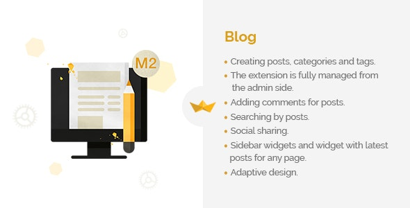 Blog for Magento 2 - CodeCanyon Item for Sale