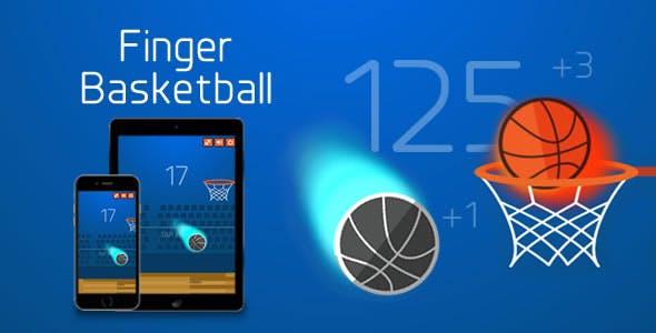 Finger Basketball - HTML5 Game