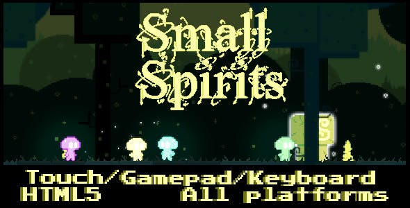 Small Spirits - HTML5 Game (CAPX)