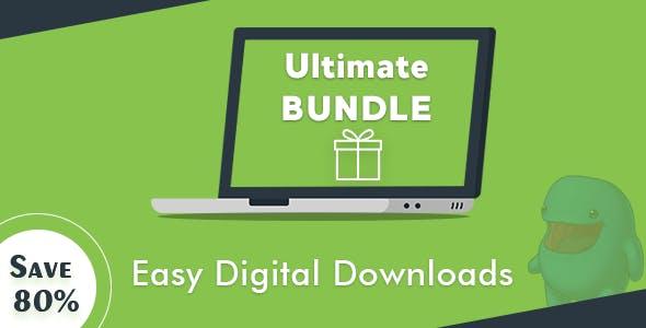 Ultimate Bundle - Easy Digital Downloads