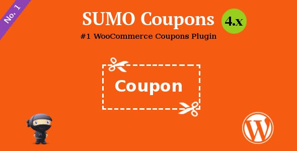 SUMO Coupons - WooCommerce Coupon System