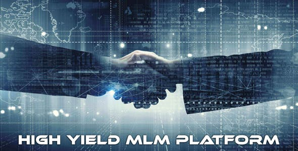 CoinVest - High Yield MLM Investment Platform