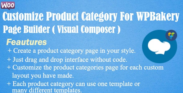 Customize Product Category For WPBakery Page Builder (Visual Composer) - CodeCanyon Item for Sale