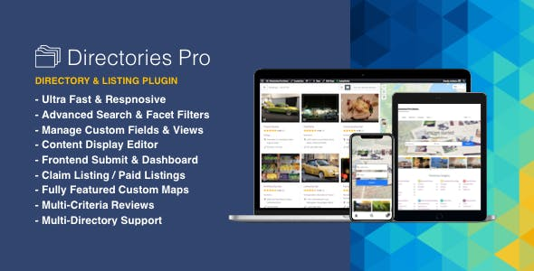 Directories Pro - Directory plugin for WordPress