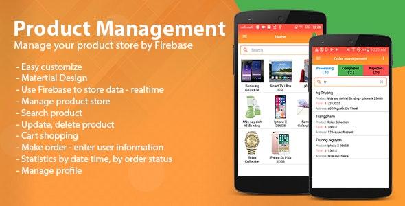 Product Management by suusoft | CodeCanyon