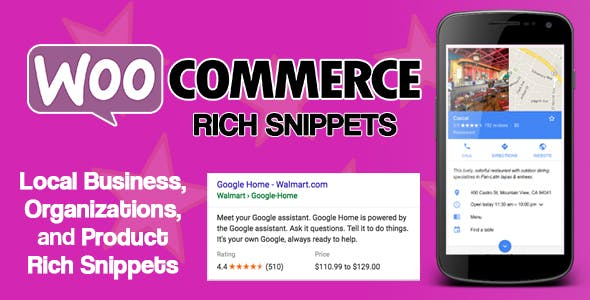 WooCommerce Rich Snippets - E-Commerce SEO Plugin